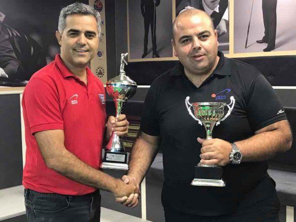 גמר אליפות מאסטרס 2017