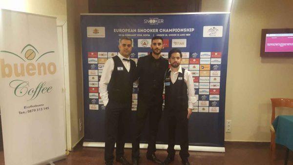 אליפות אירופה לסנוקר בבולגריה