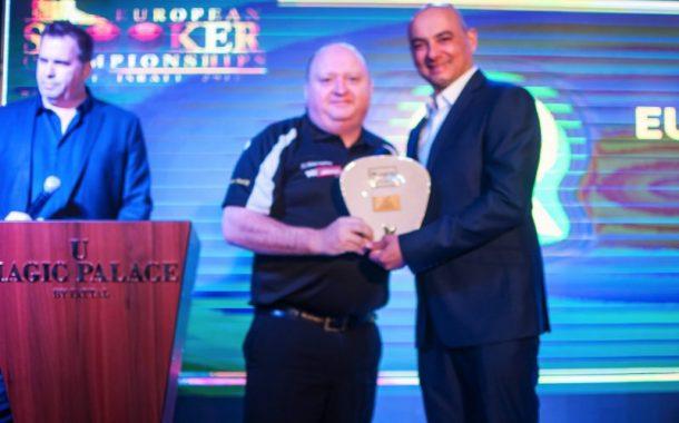 פי.ג'יי נולאן משבח את אליפות אירופה באילת